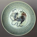 Lion-dog dish