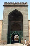 Quanzhou's Qingjing mosque in 2002